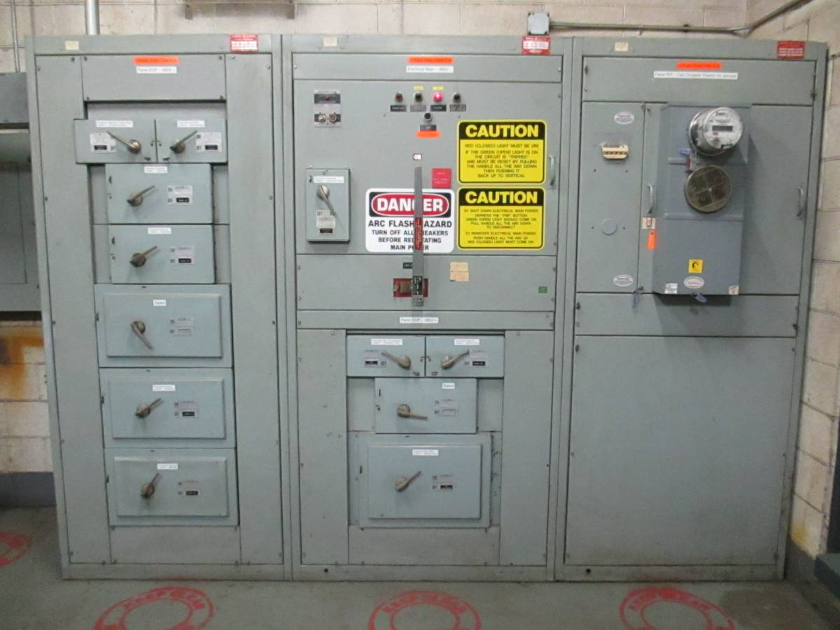 switchgear-arc-flash-safety